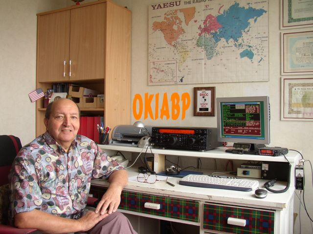 Photo of OK1ABP