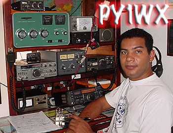 Photo of PY1WX