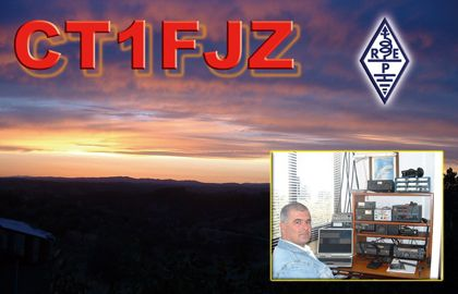 QSL Card or Station Photo of CT1FJZ